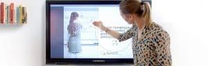Comment marche / fonctionne un ecran tactile