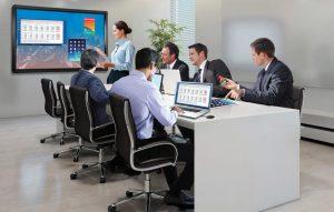 Ecran tactile interactif multitouch pas cher