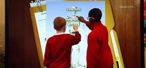 L'utilisation en classe du tableau blanc interactif - ecrans interactifs