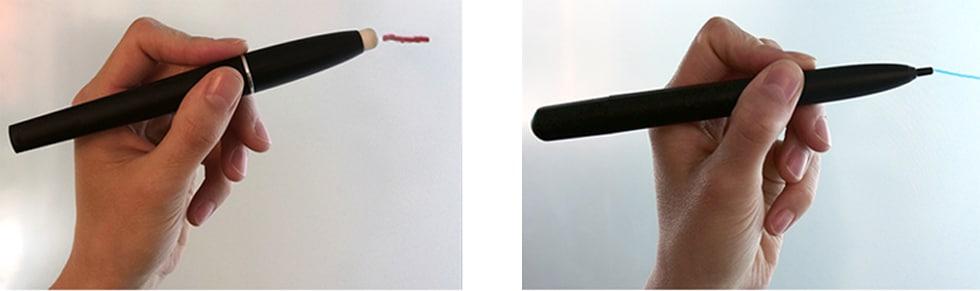 écran interactif superglass avec stylet