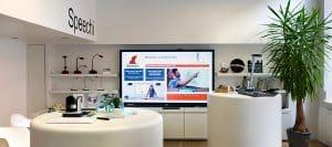 Écrans interactifs tactiles eBeam - 4K UHD et multitouch